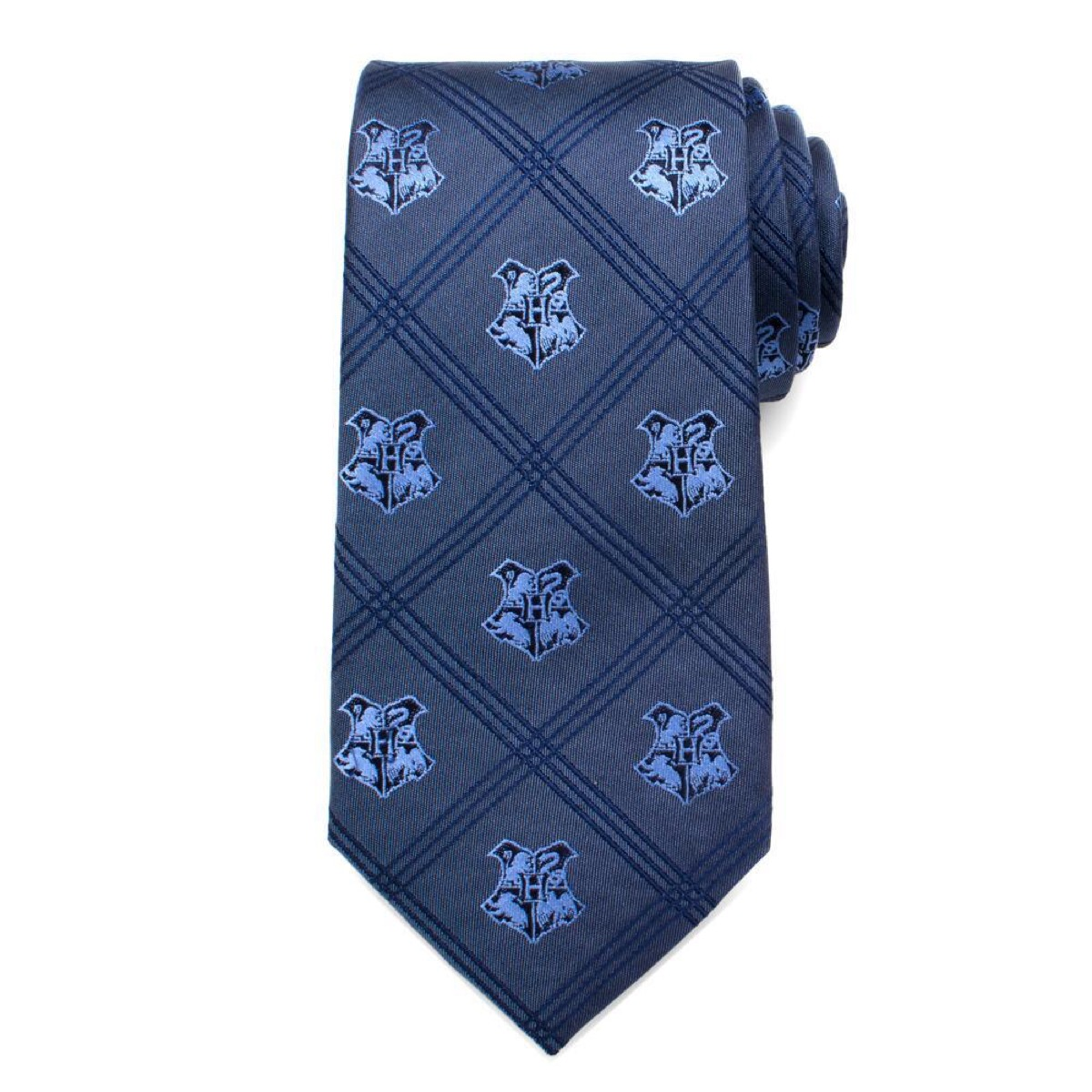 Plaid Harry Potter Tie {Gifts for Harry Potter Fans}