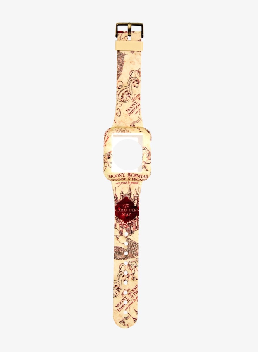 Harry Potter Marauder's Map Watch Harry Potter Gifts