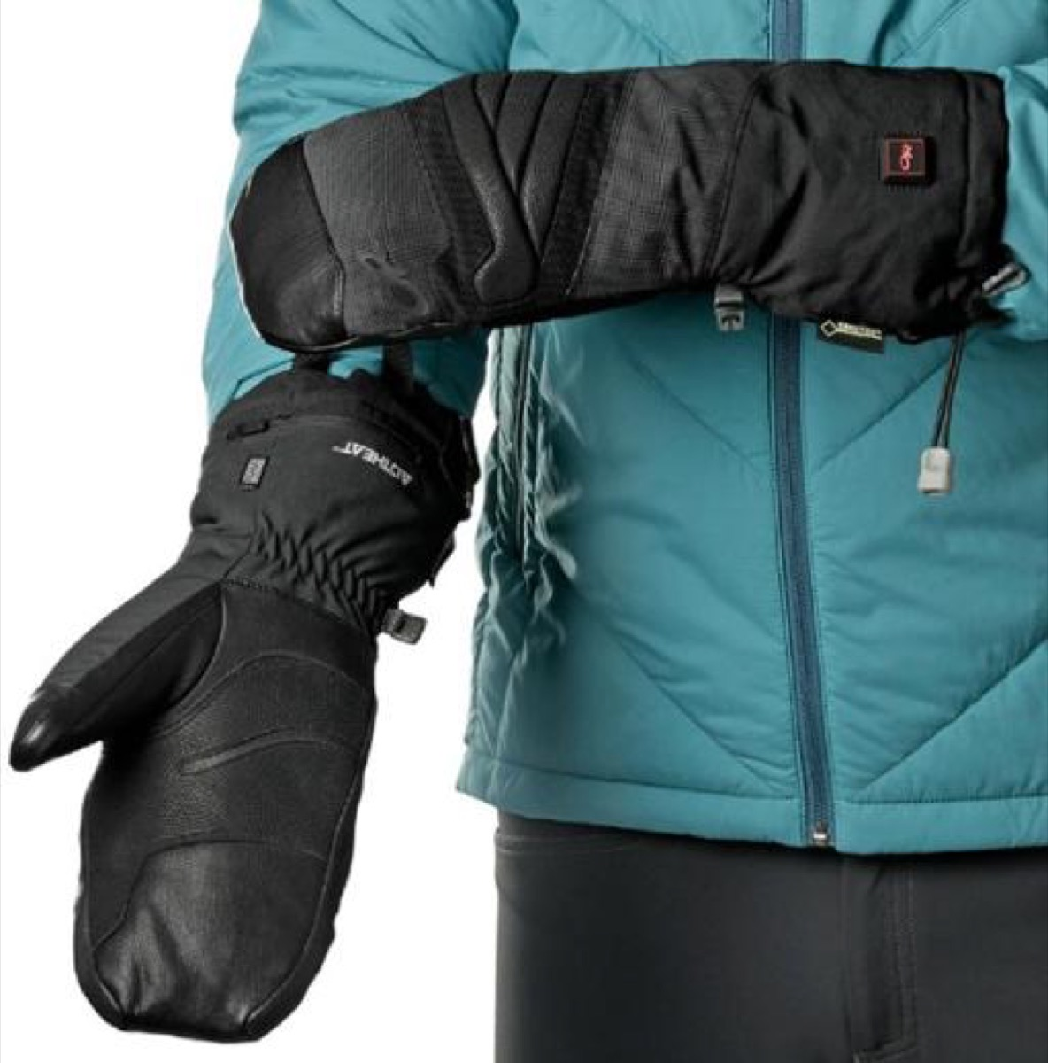 REI Heated Mittens {Best Last-Minute Gifts}