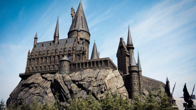 hogwarts castle - harry potter gifts
