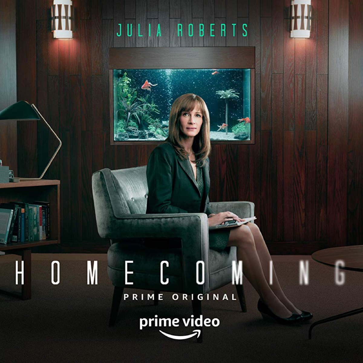 homecoming promotional poster