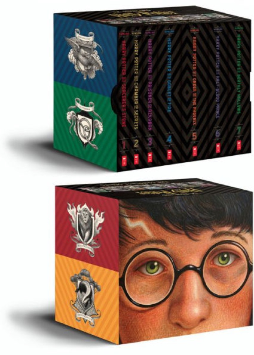 HP Box Set {Gifts For Harry Potter Fans}