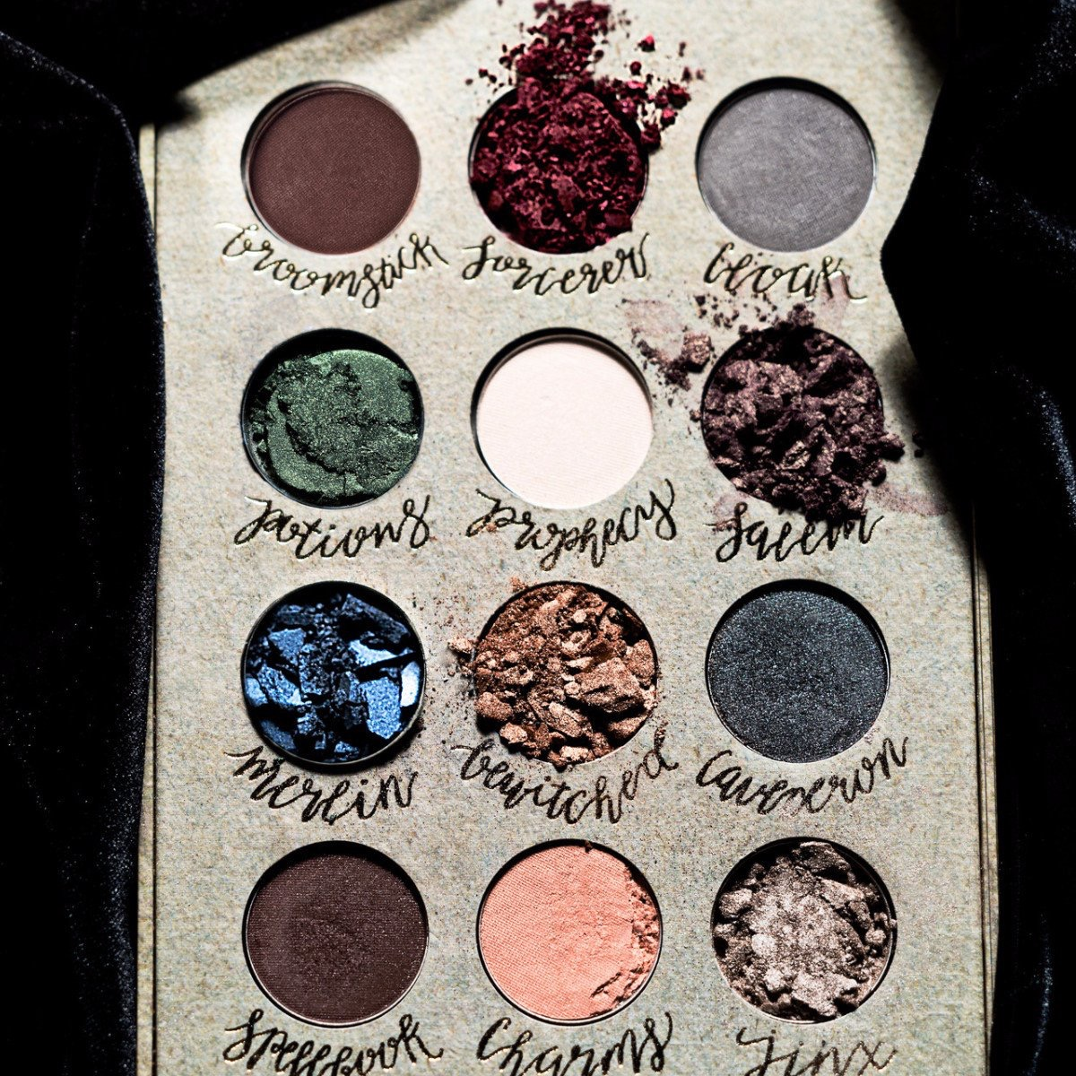 Harry Potter Eyeshadow Palette {Gifts For Harry Potter Fans}