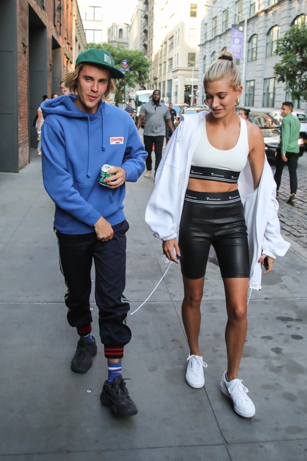Justin Bieber and Hailey Baldwin {Best of 2018}