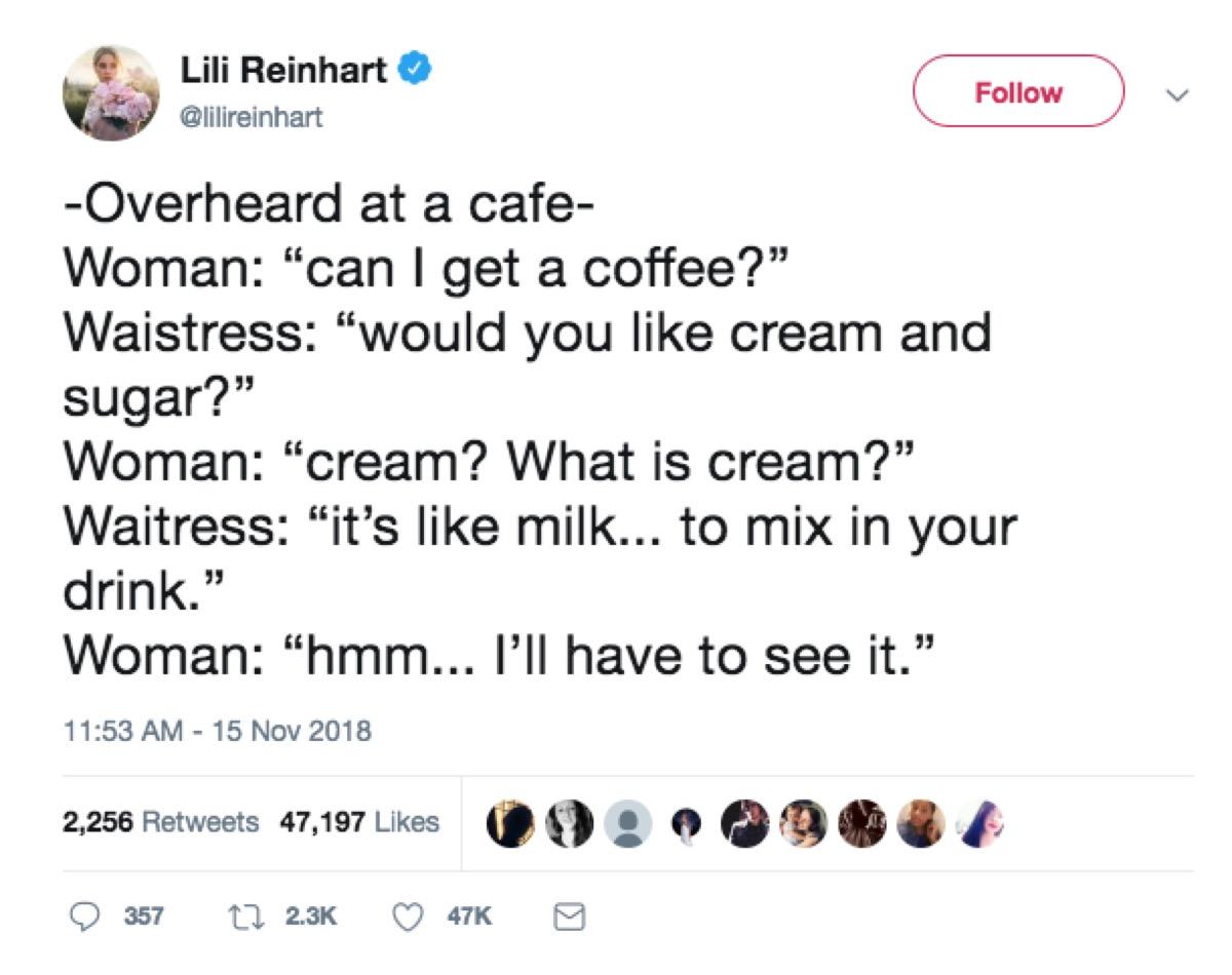 funny celebrity tweets