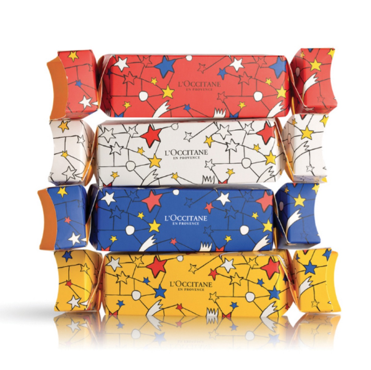 L'Ocitane Holiday Crackers buy after holidays