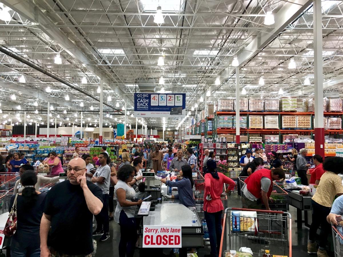 shopping horror stories