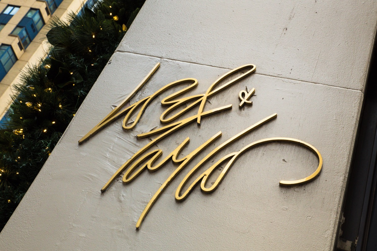 Lord and Taylor Store {Save Money on Shoes}