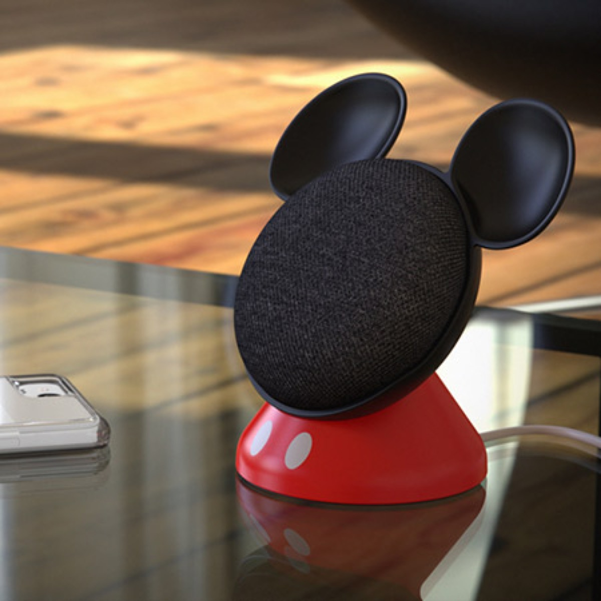 Mickey Mouse Speaker {Best Last-Minute Gifts}
