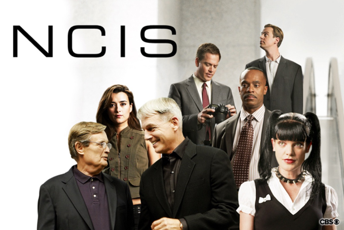 ncis promotional poster