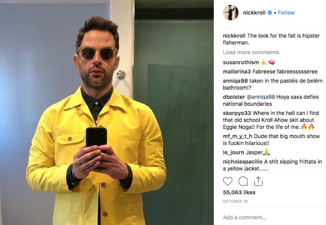 funny celebrity instagrams