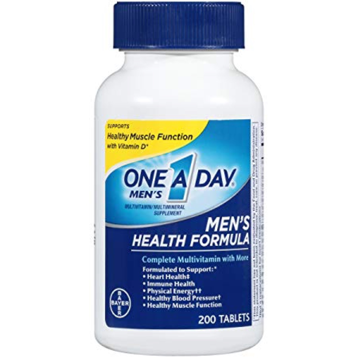 one a day, best multivitamin for men
