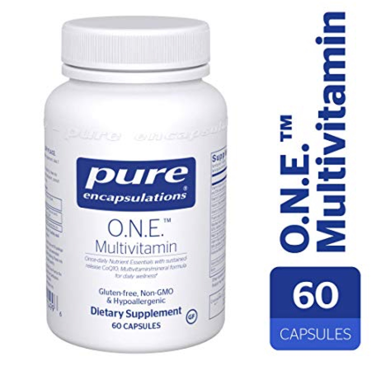 pure encapsulations one multivitamin, best multivitamin for men