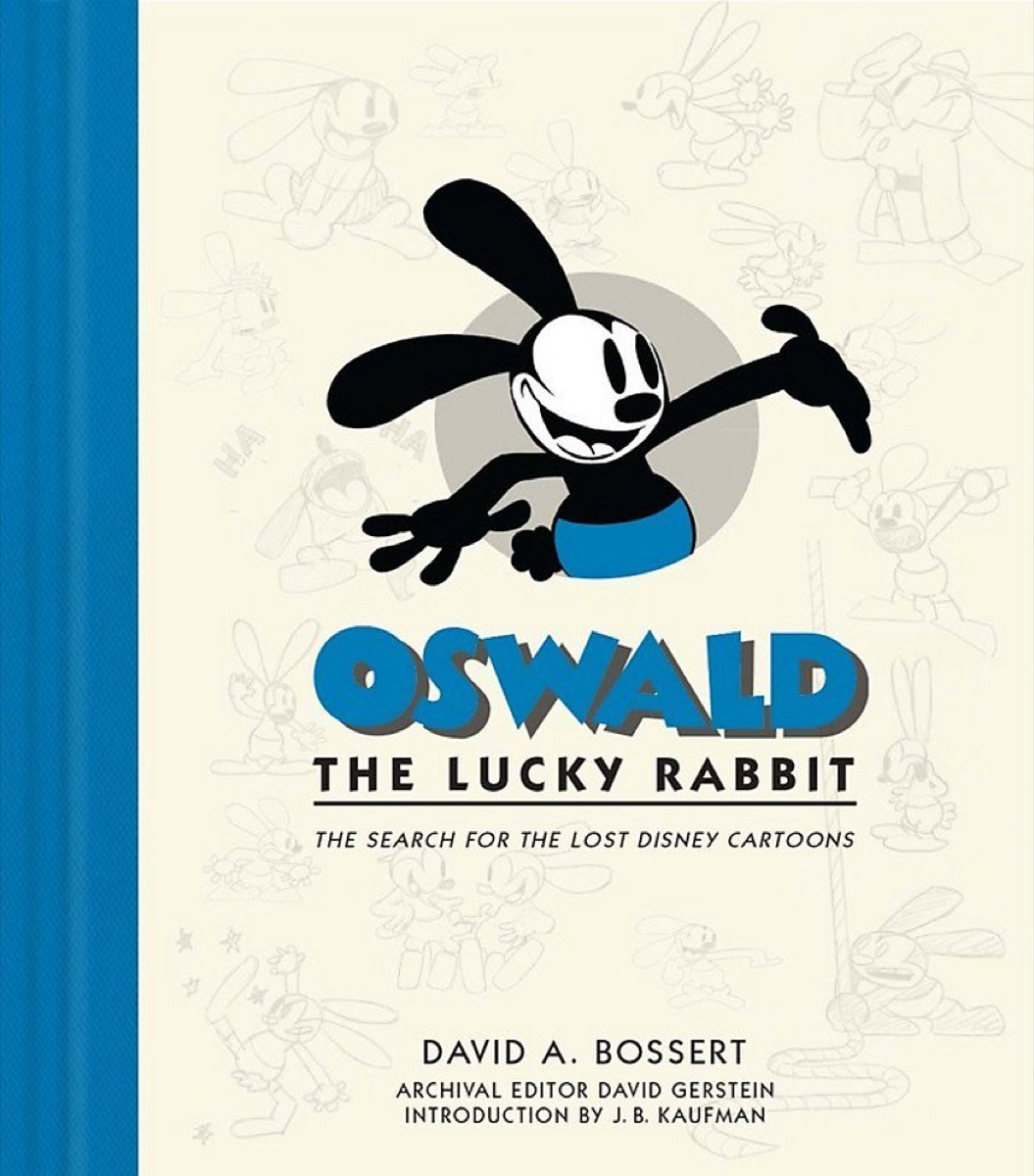 oswald the lucky rabbit book cover
