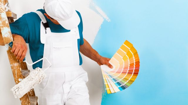 Painter wearing white why painters wear white