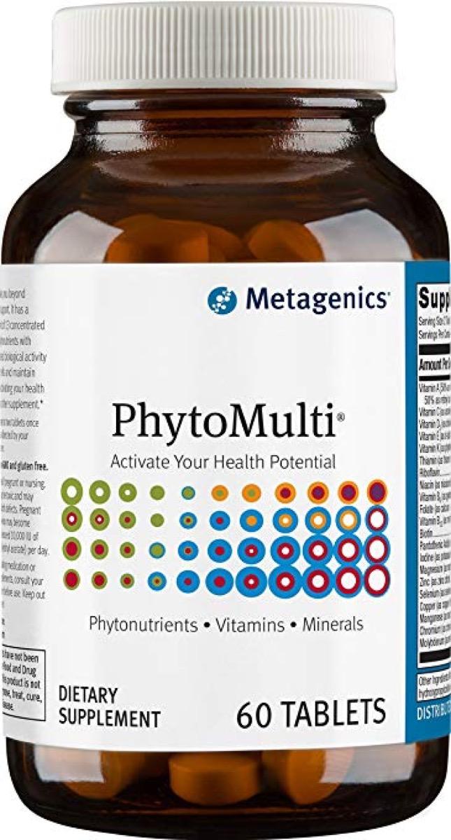 phytomulti, best multivitamin for men