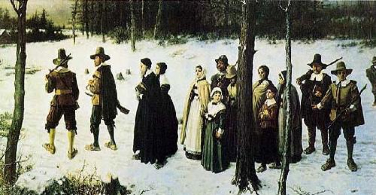 Puritans historical facts