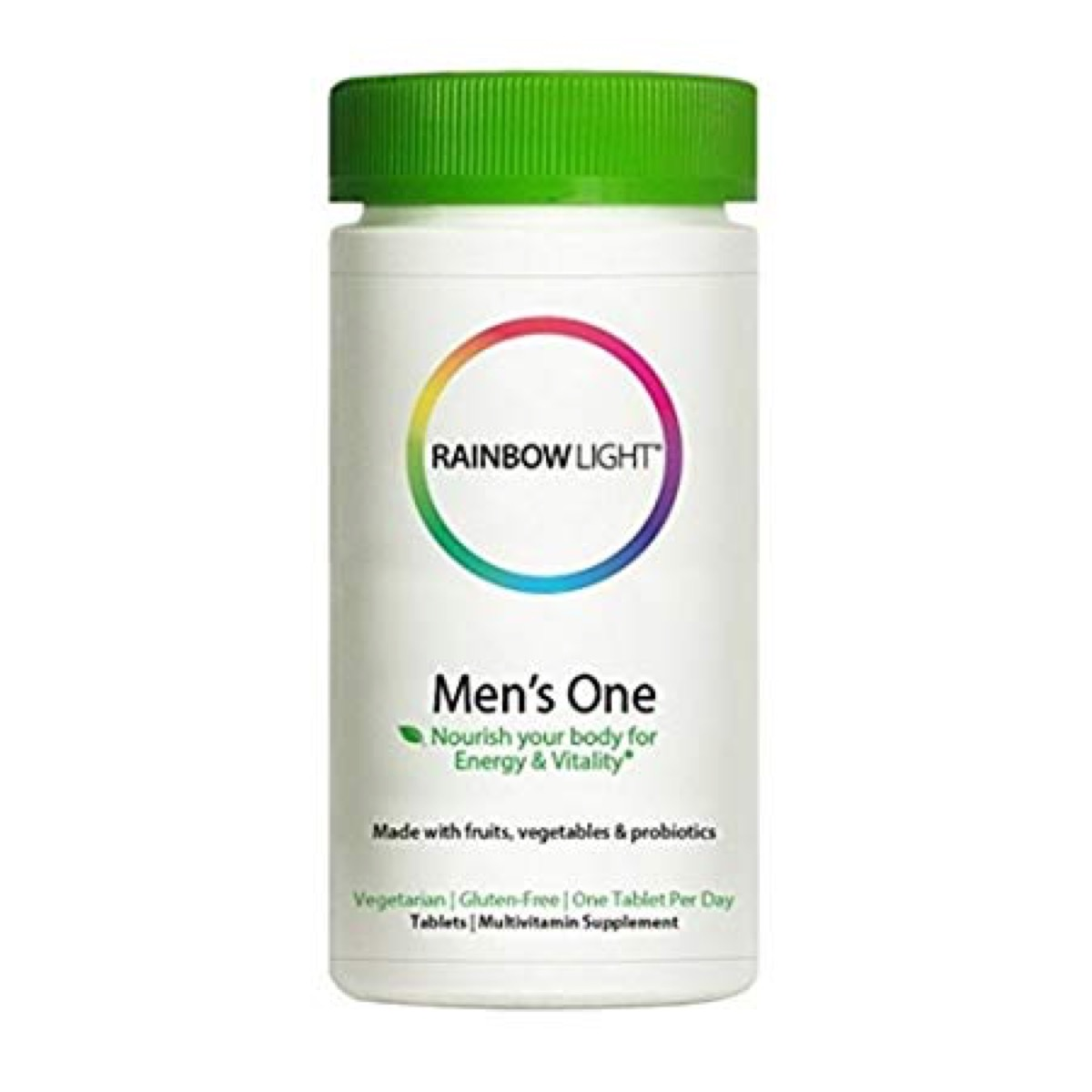 rainbow light, best multivitamin for men