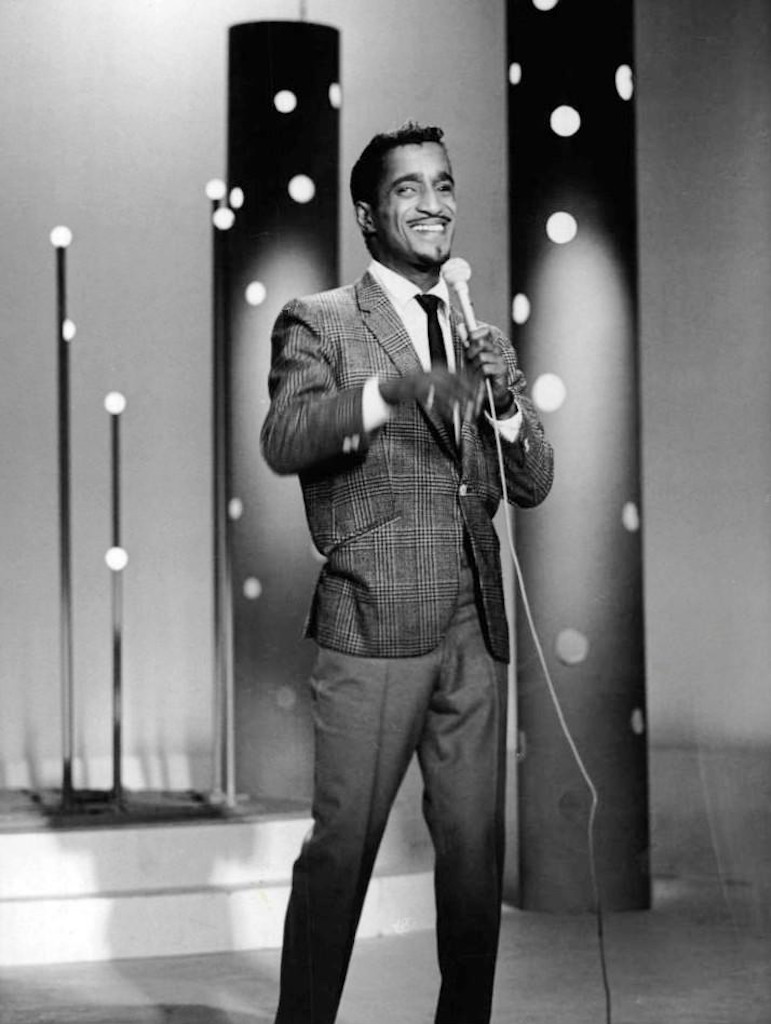 Sammy Davis Jr. hottest celebrity the year you were born