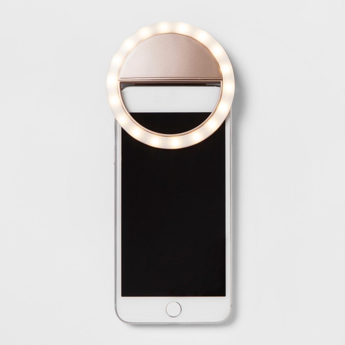 Selfie Light {Best Last-Minute Gifts}