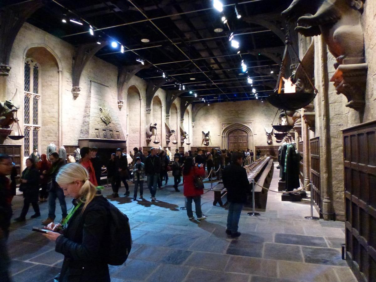 Harry Potter Studio Tour {Gifts For Harry Potter Fans}