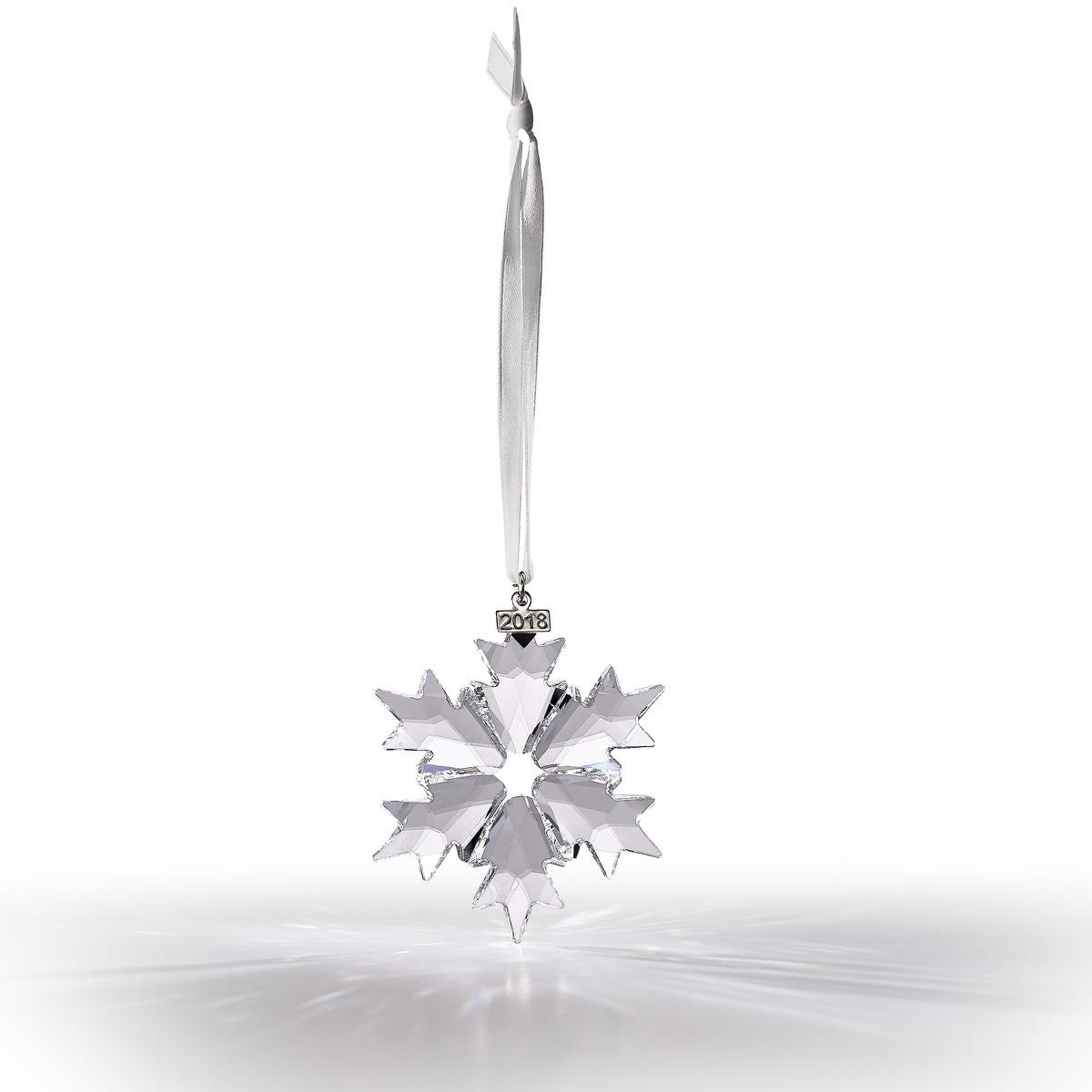 Swarovski Ornament {Best Last-Minute Gifts}