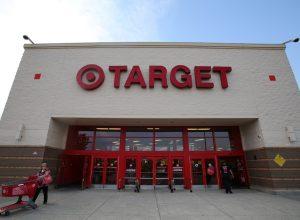 target store entrance