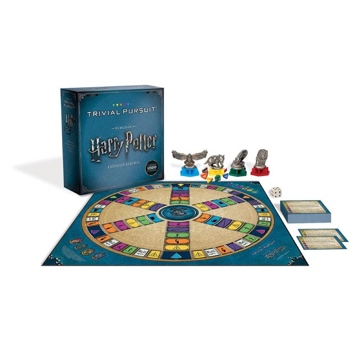 Harry Potter Trivial Pursuit {Gifts For Harry Potter Fans}