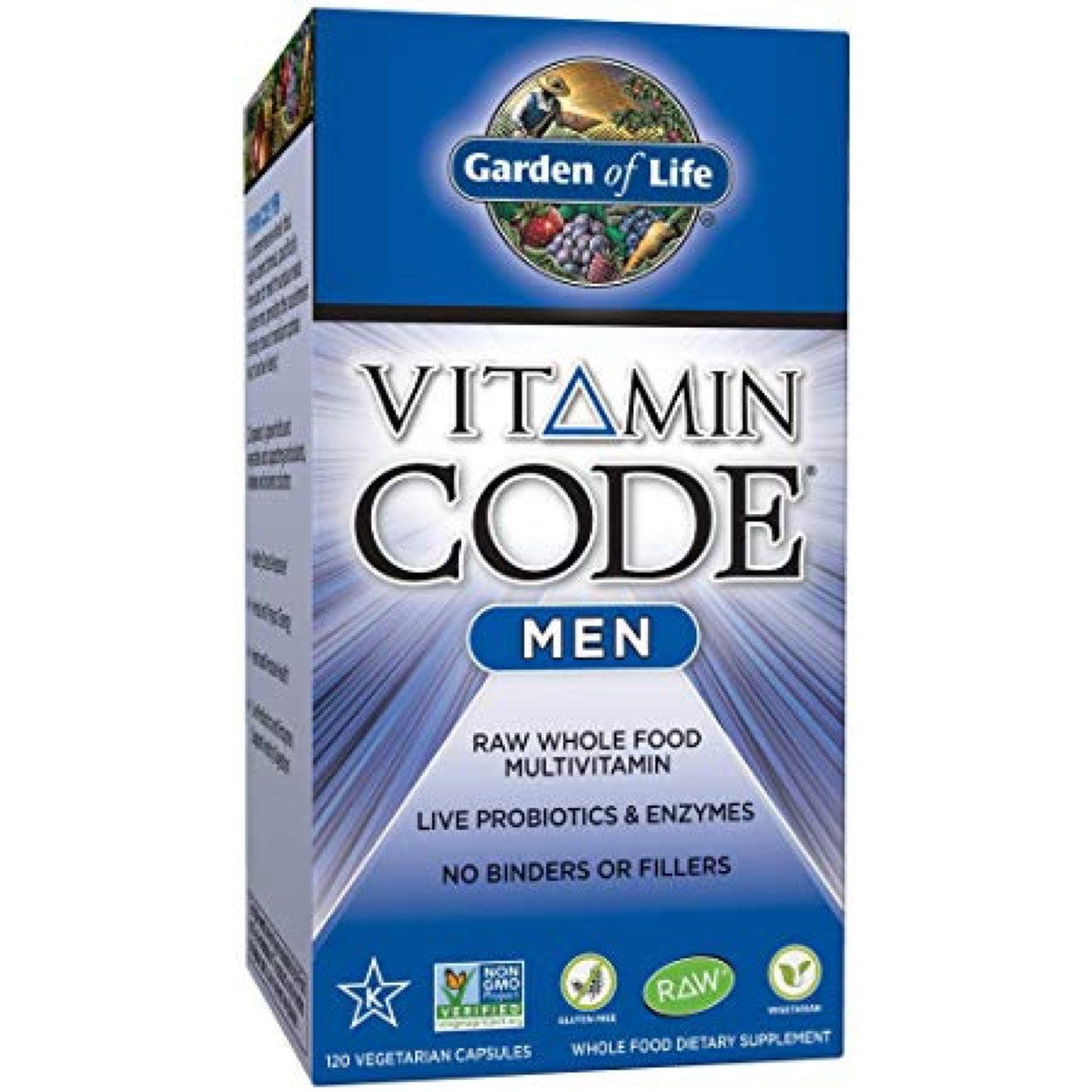 vitamin code men, best multivitamin for men