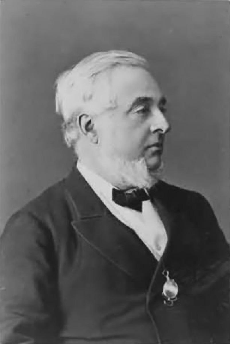 Warren de la Rue inventor historical facts
