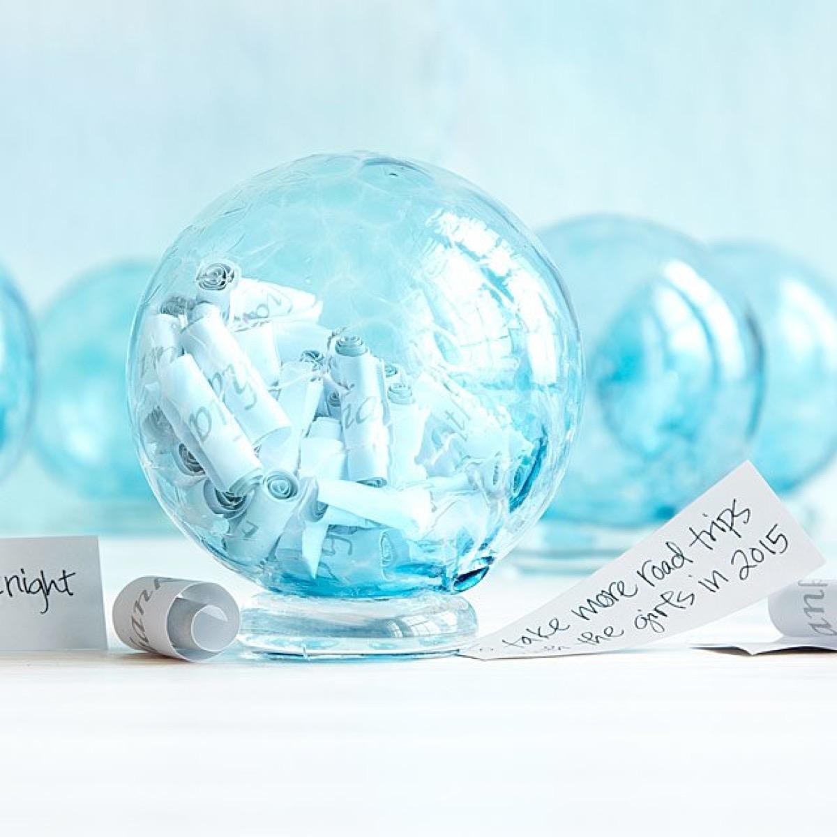 Wishing Ball {Christmas Gift Ideas}
