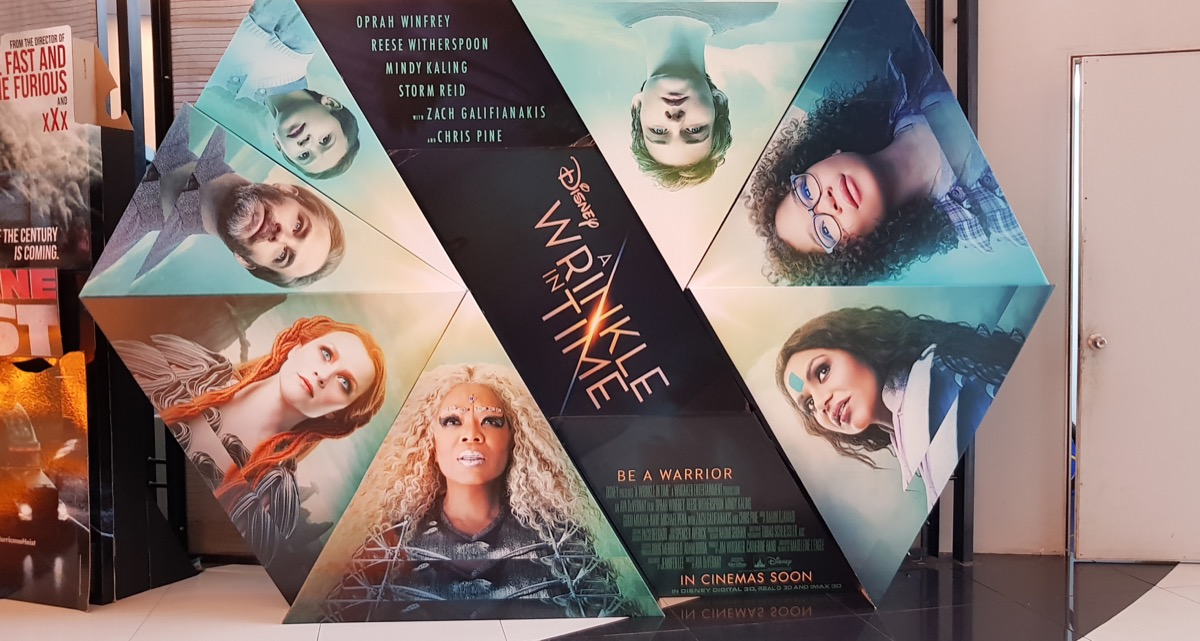 A Wrinkle in Time {Best of 2018}
