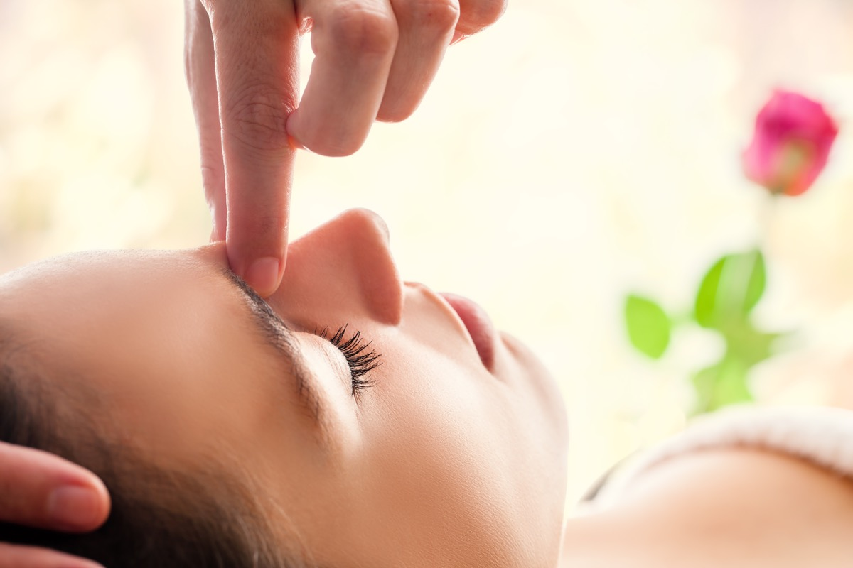 Yin Tang Acupuncture {Pressure Points}