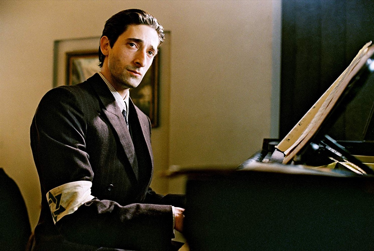 Adrien Brody in The Pianist (2002)