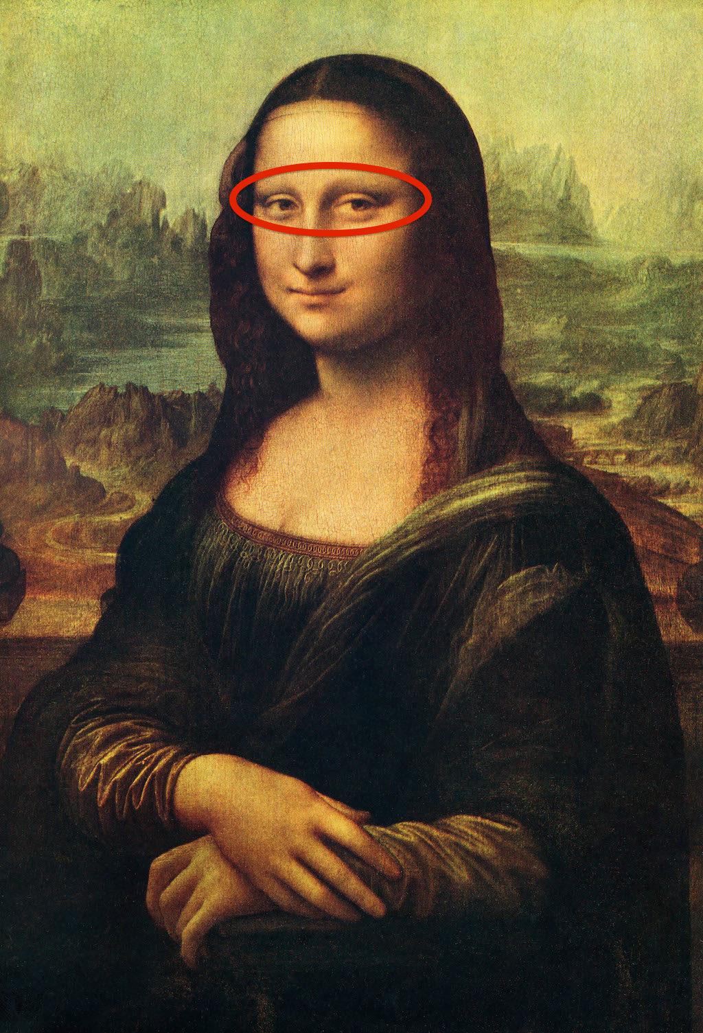 BPFPDX Mona Lisa by Leonardo da Vinci.