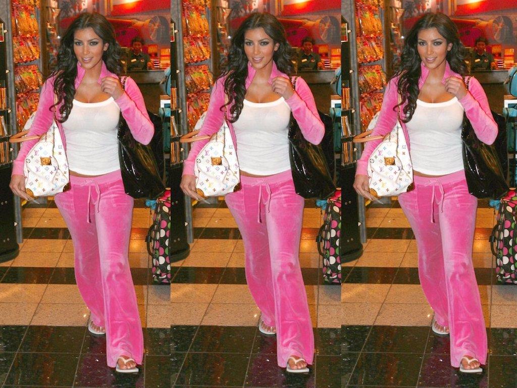 kim kardashian juicy couture