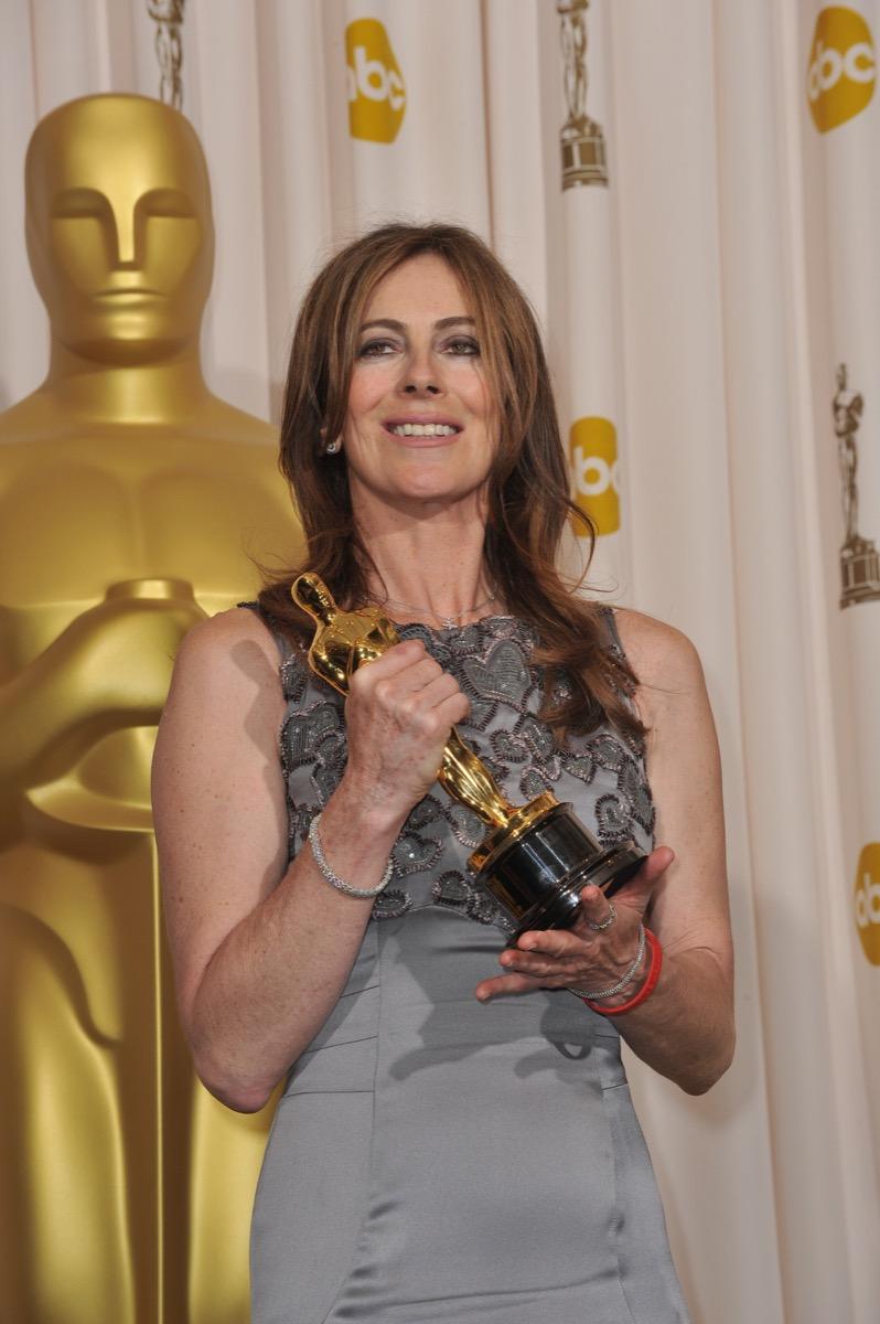 Kathryn Bigelow oscar winner