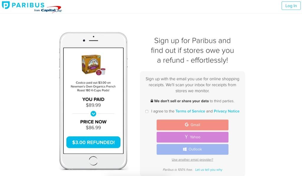 Paribus {Online Shopping Tips}