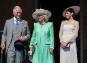 Prince Charles Meghan Markle Camilla