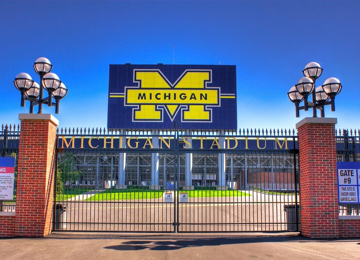 University of Michigan Ann Arbor