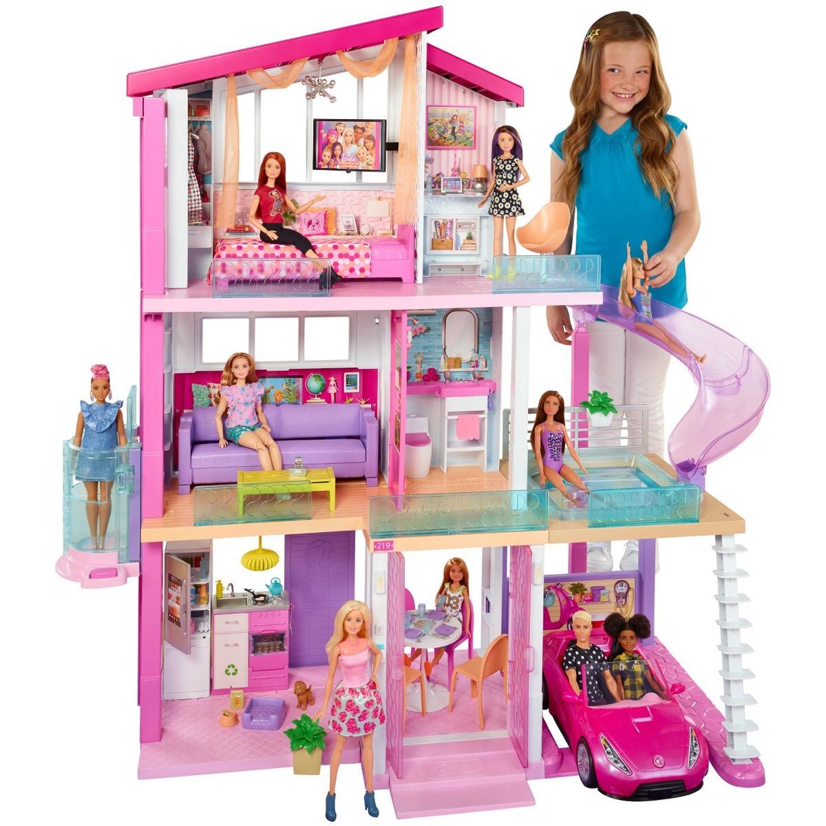 Barbie Dreamhouse Playset {Target Deals}