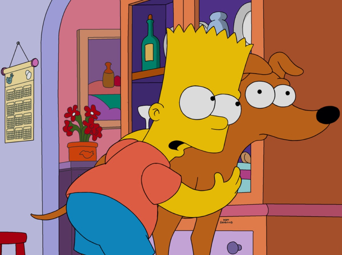 THE SIMPSONS: When Homer's court case determines that a dog's life is more valuable than a human's is, their status increases in Springfield. Meanwhile, when the dogs recognize their new position of power, they assert their dominance over the humans in the all-new