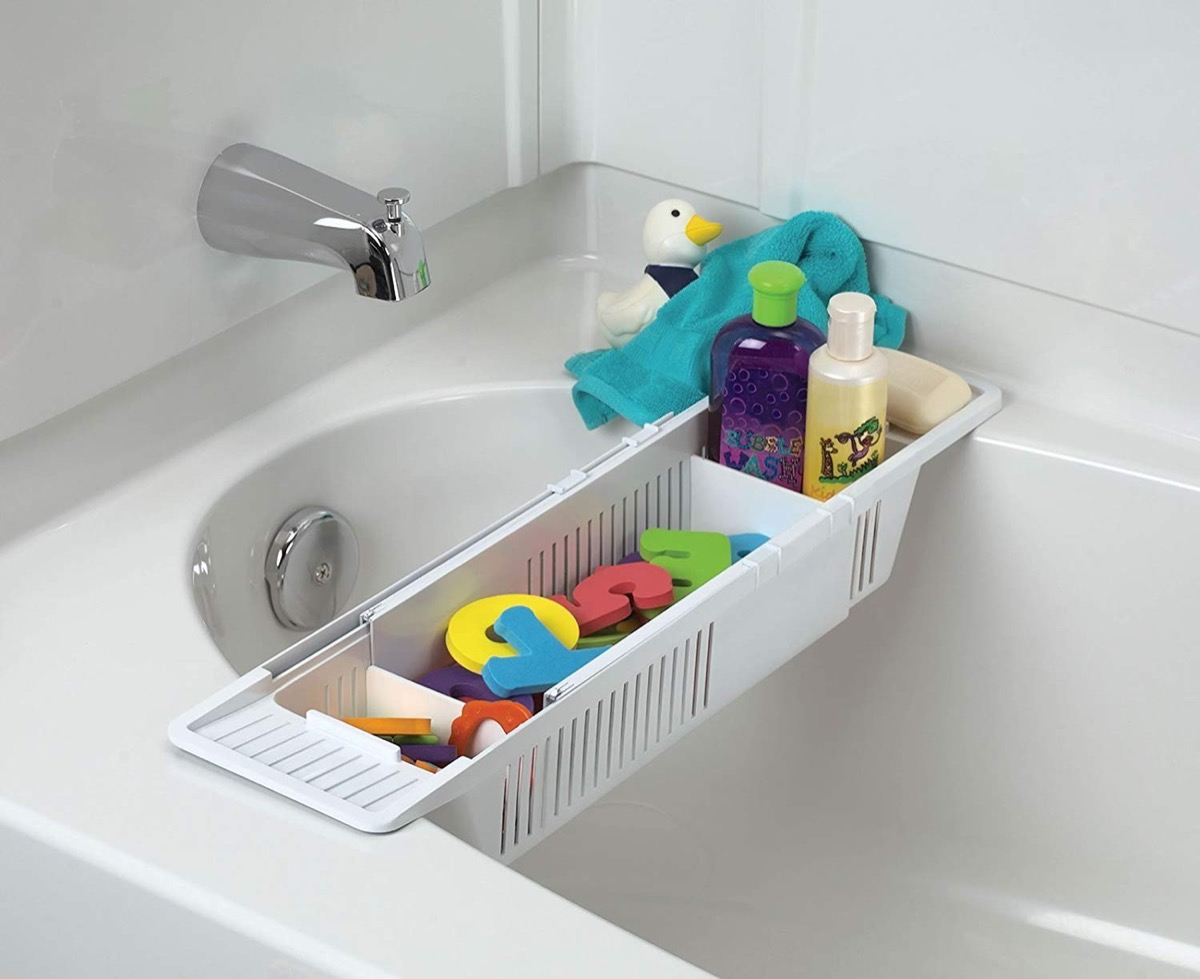 Bath Toy Organizer {Organizational Products on Amazon}