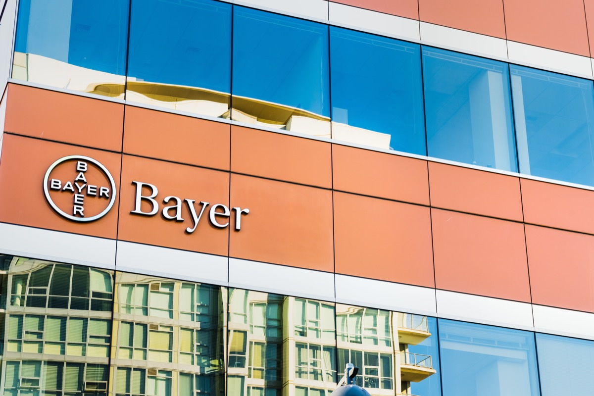 Bayer pharmaceuticals office