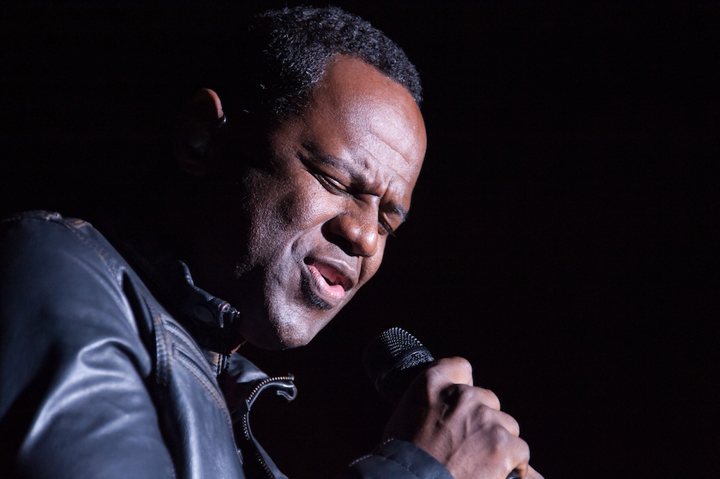 Brian McKnight people who don't have a grammy