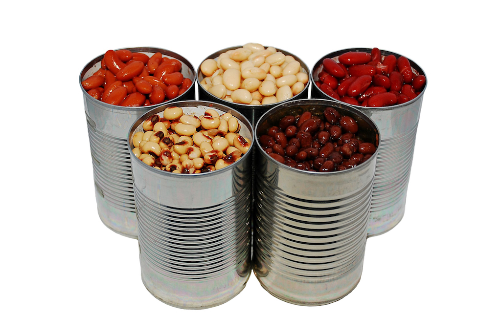 Canned beans products you should always buy organic