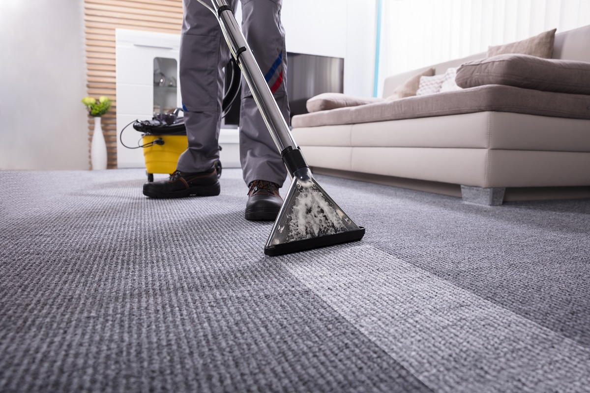 Carpet cleaning Affordable ways to remodel your home