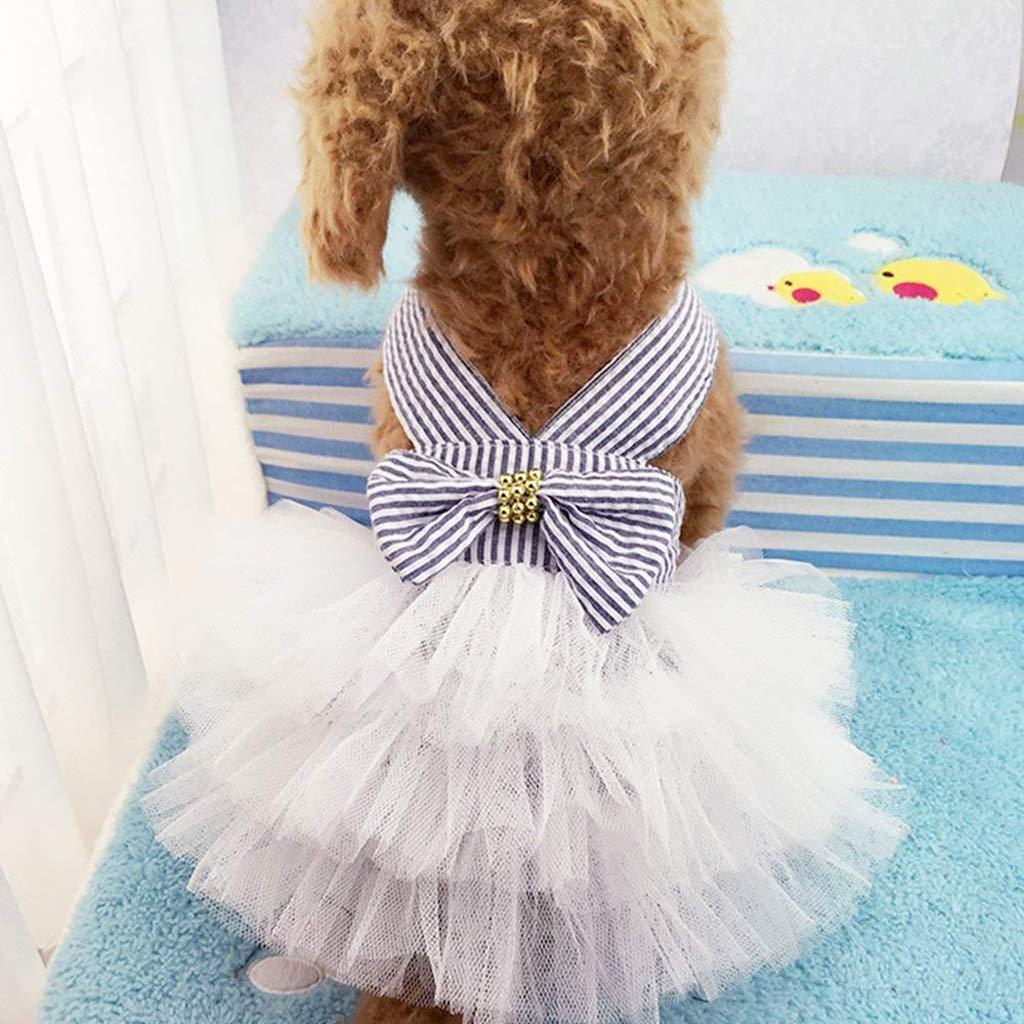 Celestte Dog Dress adorable dog outfits