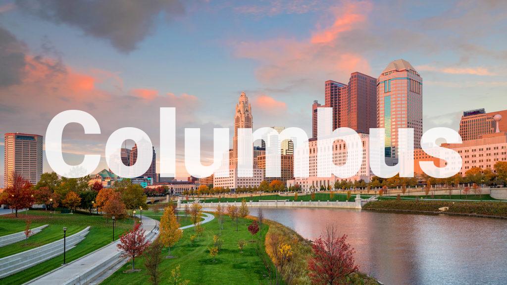 columbus american cities photograph quiz
