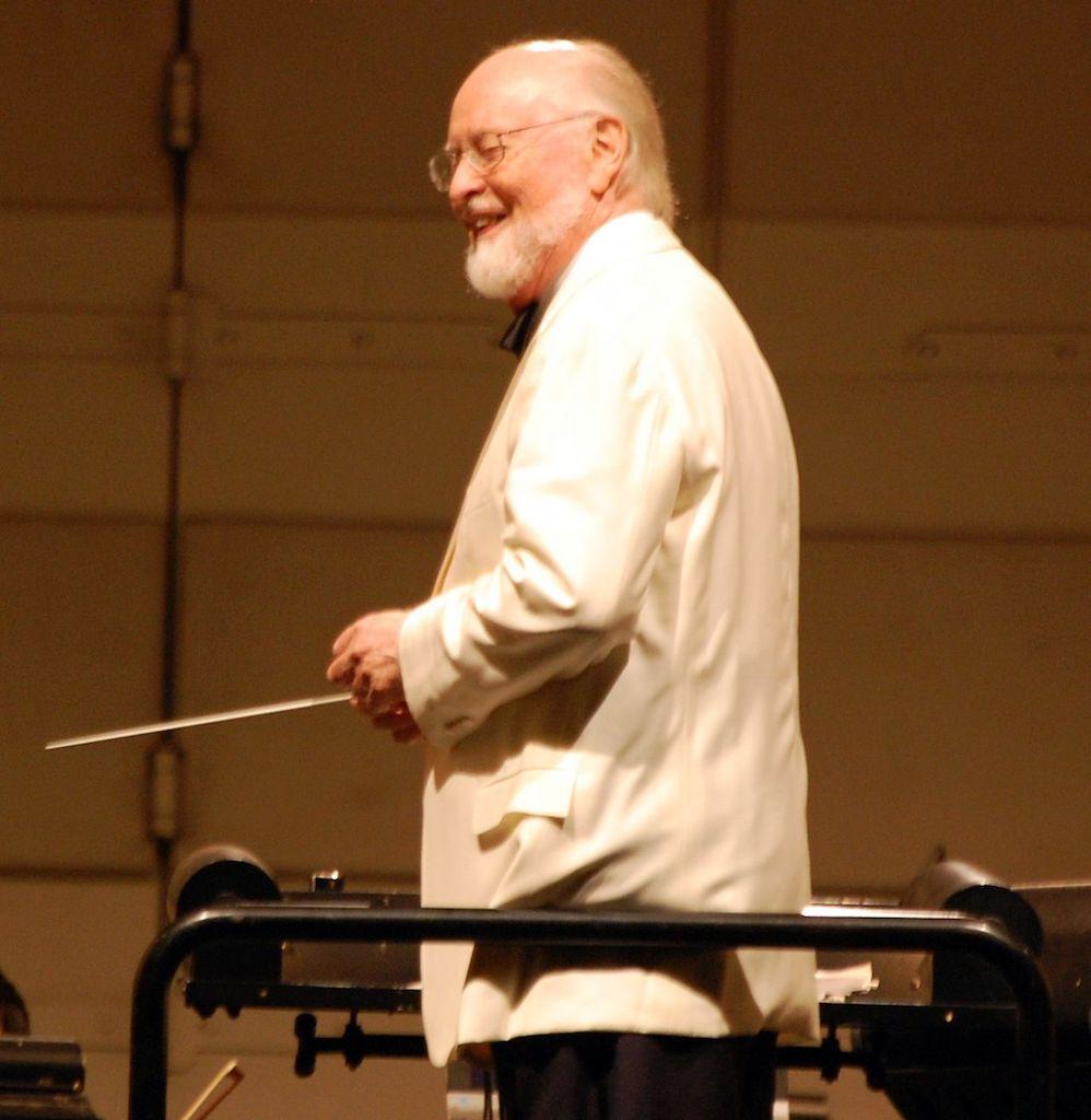 Composer John Williams oscar records